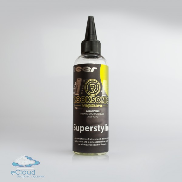 Rocksonic Casa 80ml - Superstylin